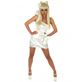 Ladies Pop Star Costume
