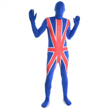 Adult GB British Skinsuit