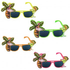 Tropical Flamingo Sunglasses