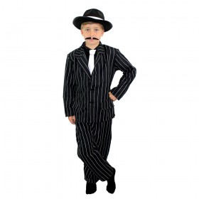 Childs Gangster Costume