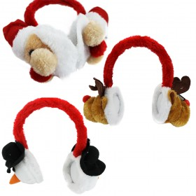 Christmas Ear Muffs