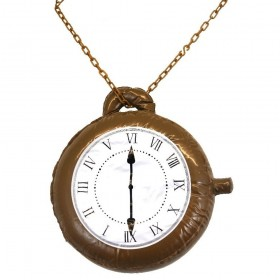 Giant Inflatable Pocket Watch