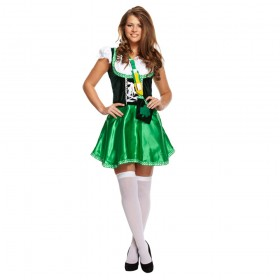 Irish Lady Fancy Dress