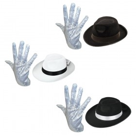 Jacko Set - Hat and Glove