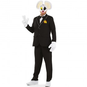 Licensed Danger Mouse Secret Agent Costume