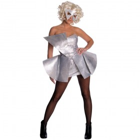 Licensed Lady Gaga Costume
