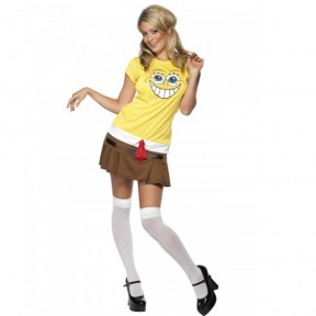 Licensed Spongebob Squarepants Dress