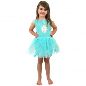 Licensed Frozen Dress - Elsa