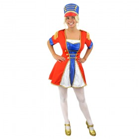 Ladies Nutcracker / Toy Soldier Costume