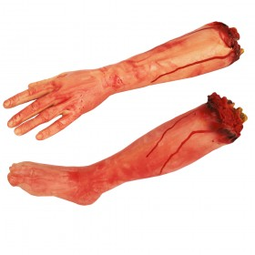 Severed Limb Halloween Prop