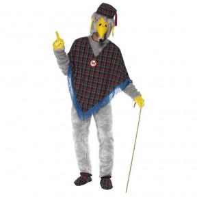 The Wombles - Great Uncle Bulgaria Costume