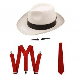 Red Gangster Set