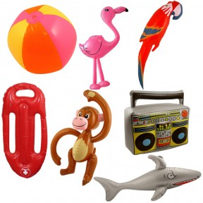 Summer Inflatables Set