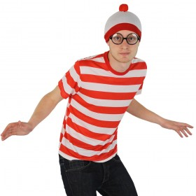 "Adult ""Find Me"" Costume - Short Sleeve"