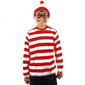 "Child ""Find Me"" Costume"