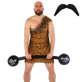 Circus Weightlifter Costume