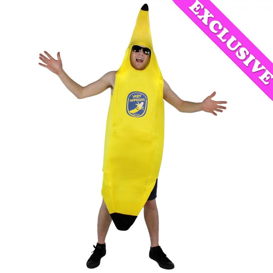 how to make banana fancy dress