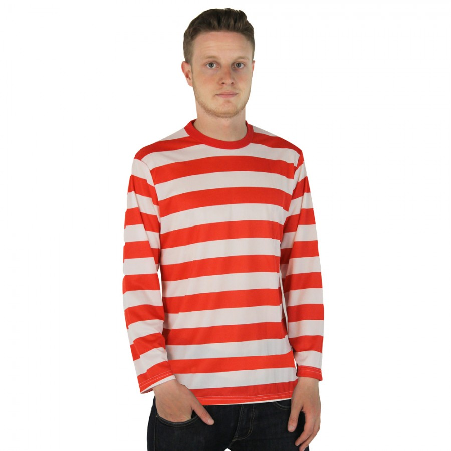 Find great deals on eBay for red and white striped shirt long sleeve. Shop with confidence.