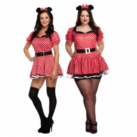 Ladies Minnie Mouse Costume
