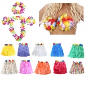 Hawaiian Hula Set