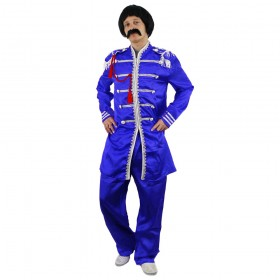 1960's Sergeant Pepper Costume - Blue