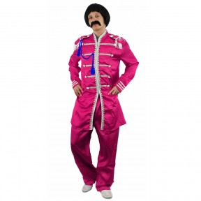 1960's Sergeant Pepper Costume - Pink