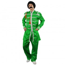 1960's Sergeant Pepper Costume - Green