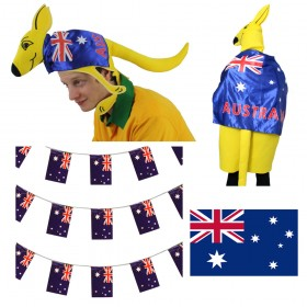 Australia Supporters Pack