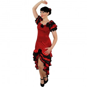 Ladies Rumba Dress