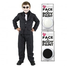 Childs Nightmare Mr Jack Halloween Costume