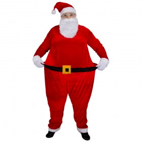 Santa Claus Fat Suit