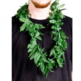Hemp Leaf Garland