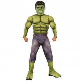 Licensed Hulk Costume