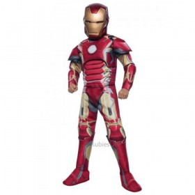 Licensed Ironman Costume