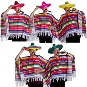 Mexican Man Costume