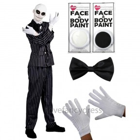 Nightmare Mr Jack Halloween Costume