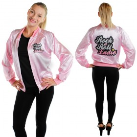 Pink Ladies Rock n Roll Jacket
