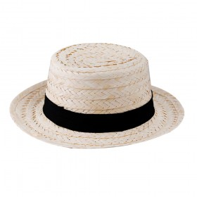 Straw Boater (Wholesale)