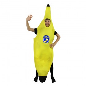 Childs Banana Costume