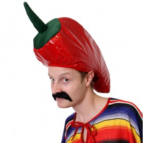 Novelty Chilli Hat