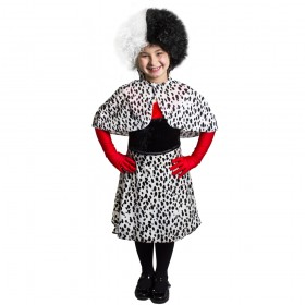 Childrens Evil Dog Lady Costume