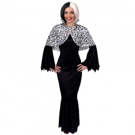 Ladies Evil Dog Lady Costume