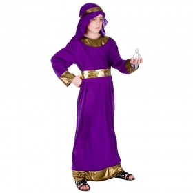 Childs Purple Wise Man Nativity Costume