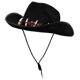 Shark Tooth Bush Tucker Trial Hat
