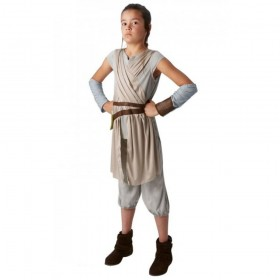 Star Wars: Deluxe Childrens Rey Costume