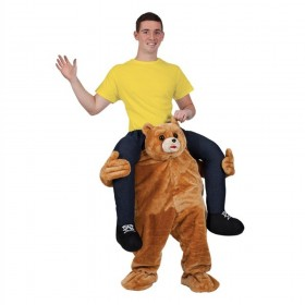 'Carry Me' Teddy Costume
