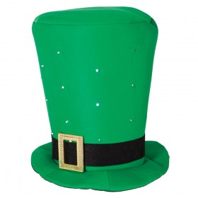 Flashing Irish Hat