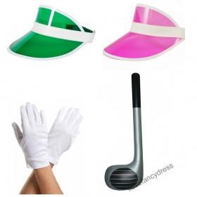 3 Piece Golfer Set
