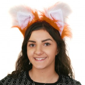 Fox Ears on Headband