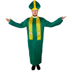 Irish Priest Costume